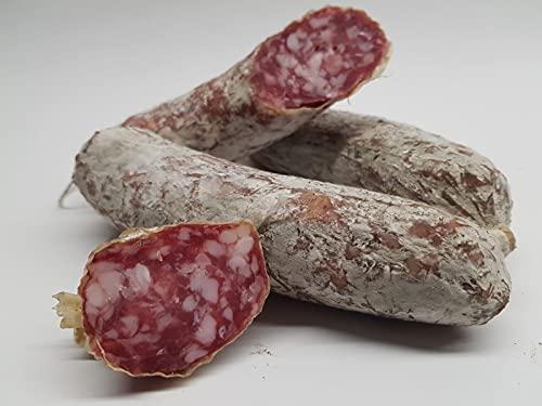 Italienische Salami - Cacciatore - Viktor Kofler Salami Spezialität aus Lana/Südtirol im 3er...