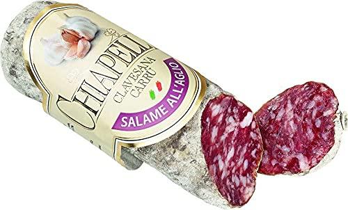 Chiapella | Salami mit Knoblauch 1 Stück entspricht 180g
