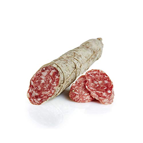 Salame Felino Italienische Salami 900gr. Ca. Salumi Pasini® | Italienisches Schweinefleisch gereift...