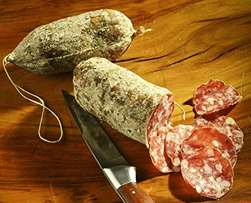 Italienische Salami - Haussalami 2er Set - Salame Nostrano - Viktor Kofler Salami Spezialität aus...