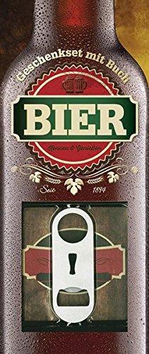 Bier kennen und genießen: Geschenkset mit Buch