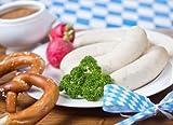 Höhenrainer Puten-Weißwurst in Halal-Qualität, 6 Stück
