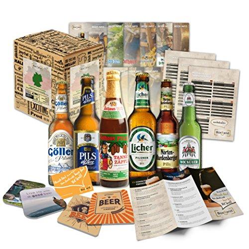 Bier Geschenkset - Geburtstagsgeschenk für Ihn, Geburtstagsgeschenk für Bruder, schöne...